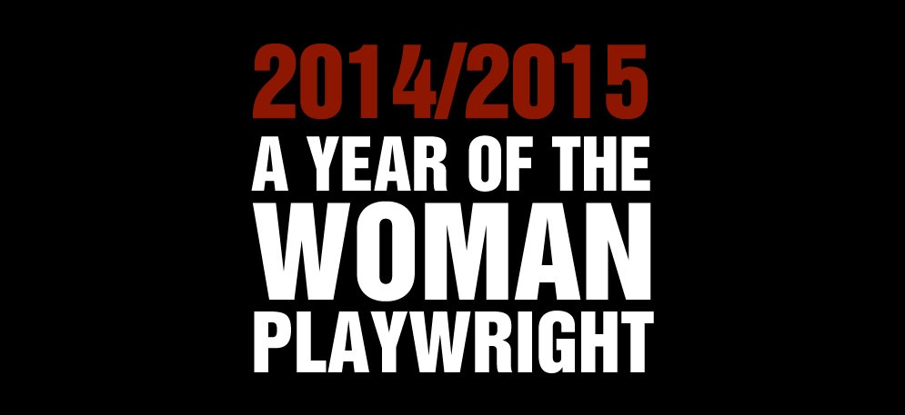 A Year of the Woman Playwright